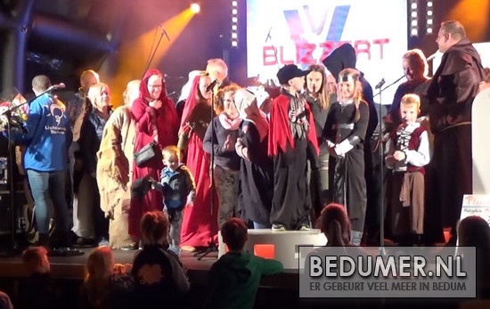 Video impressie slotfeest Lichtweek Bedum 2018