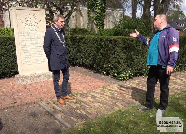 Video Razziaherdenking Zuidwolde en Bedum 25 april 2020